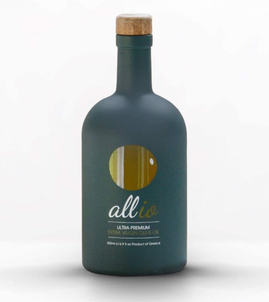 Allio Ultra Premium Extra Virgin Olive Oil 500 ml