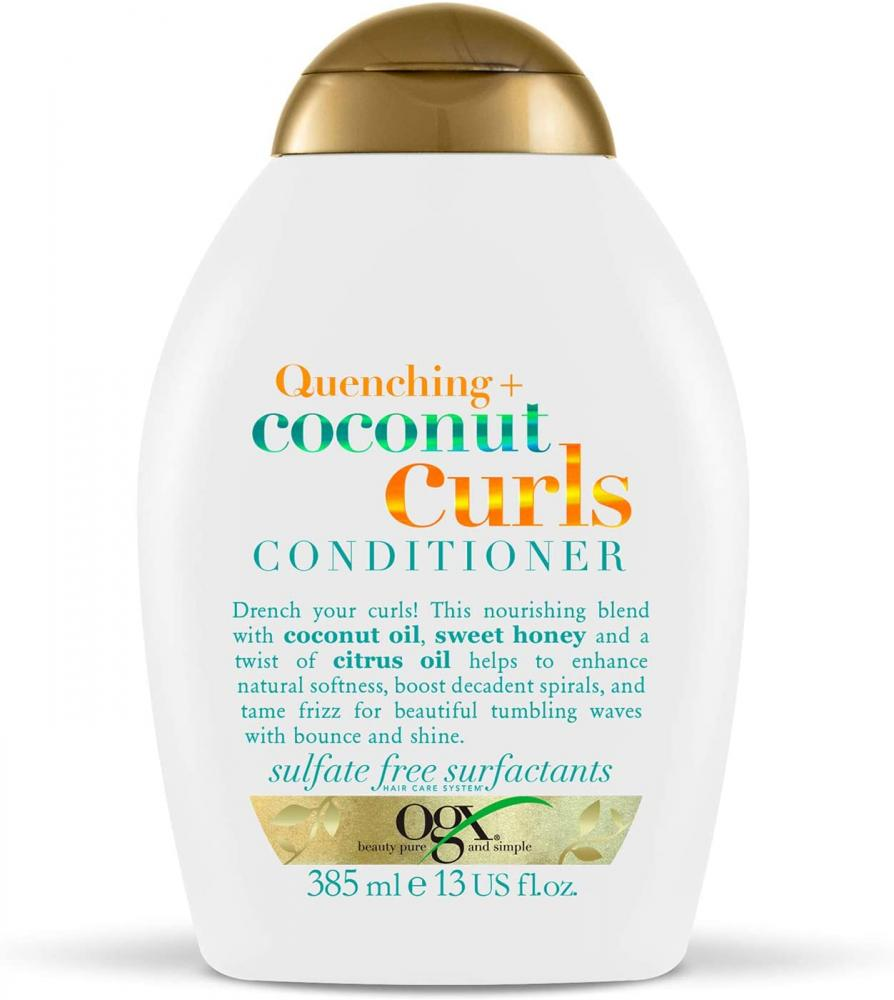 Ogx Coconut Conditioner for Curly Hair 385ml