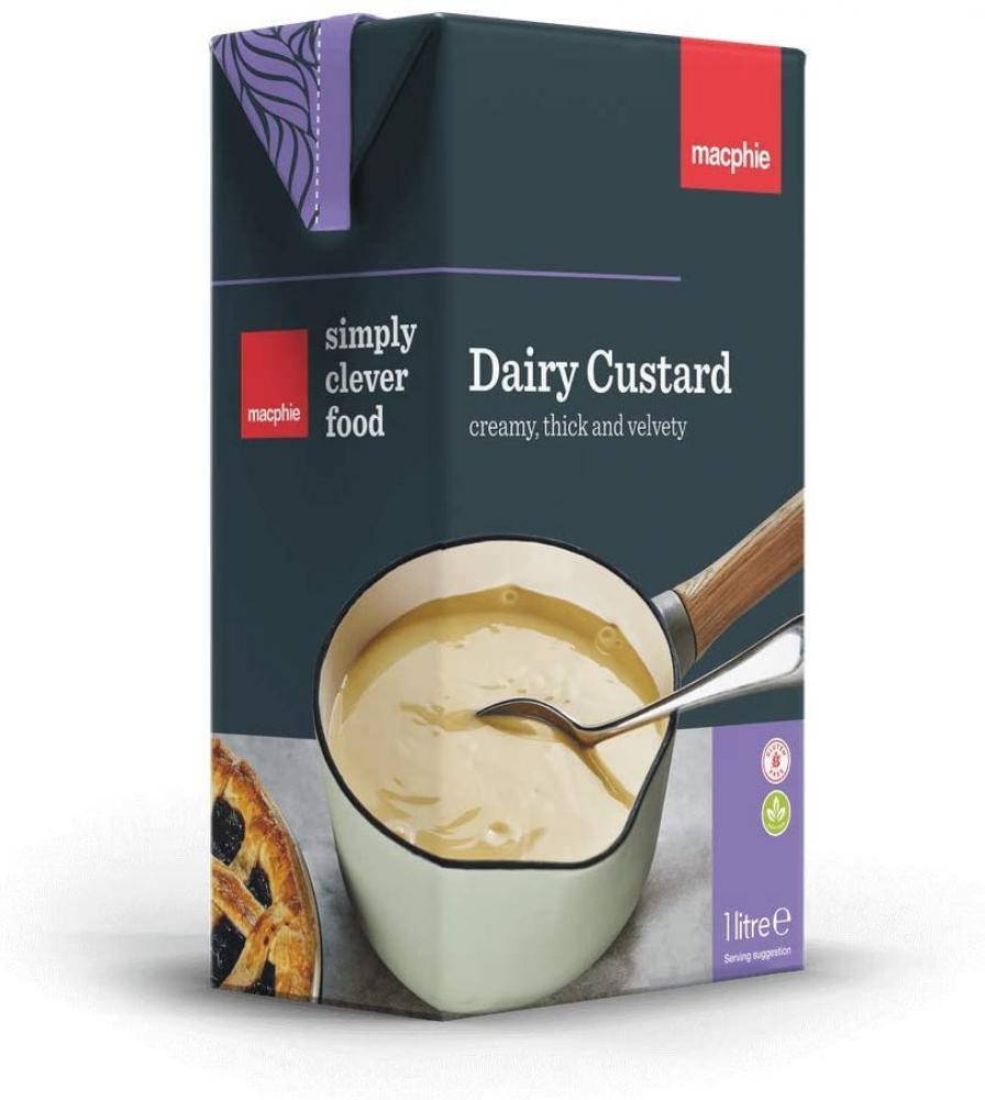 SALE  Macphie Dairy Custard 1L