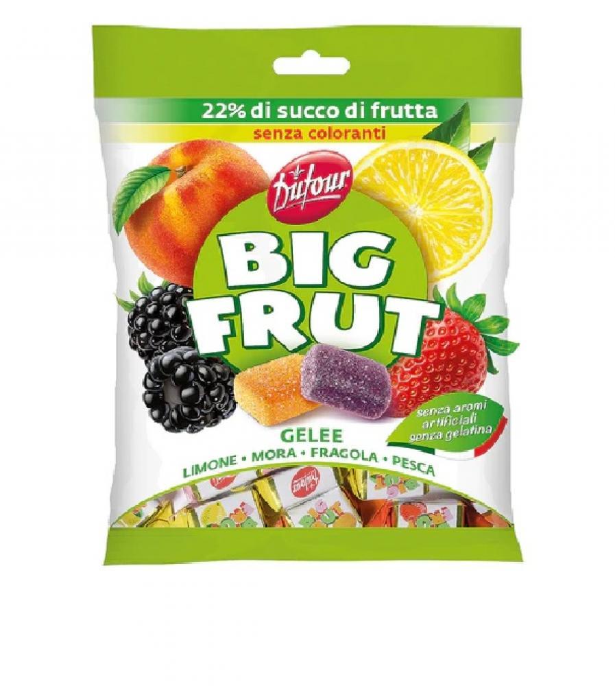 Dufour Big Fruit Jellies 260g