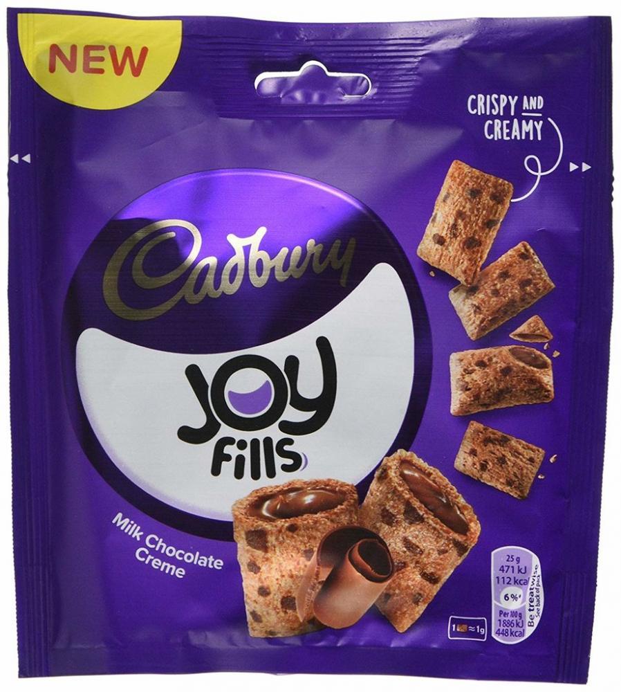 Cadbury Joyfills Milk Chocolate Creme 90g