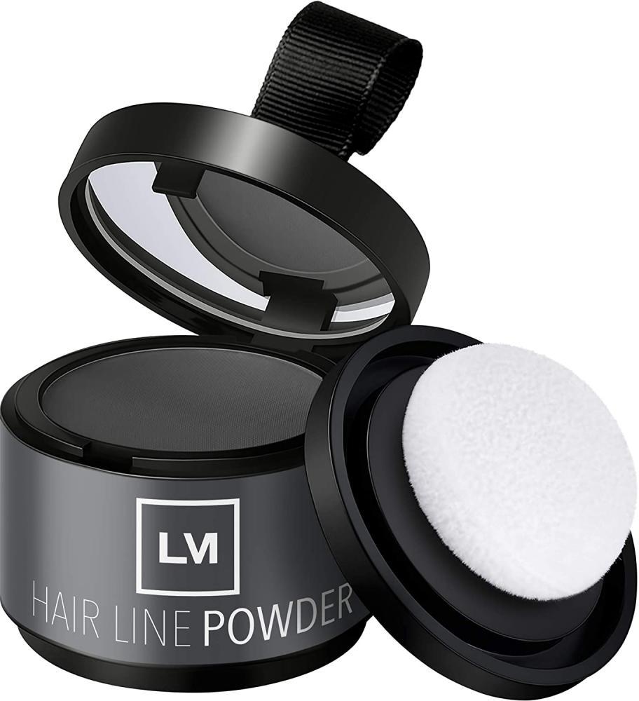 Leon Miguel Hair Line Powder Grey 4 g Damaged Box