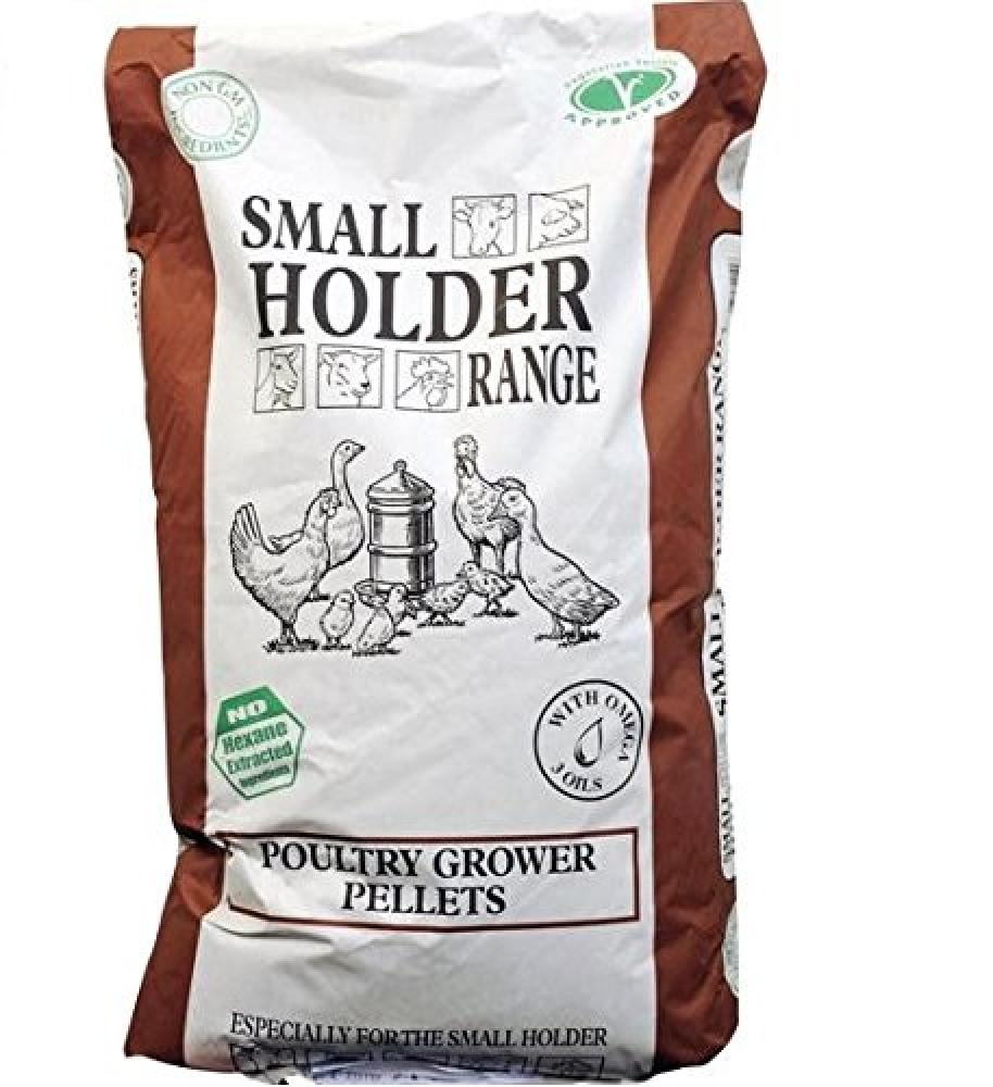 Allen and Page Poultry Growers Pellets 20 Kg