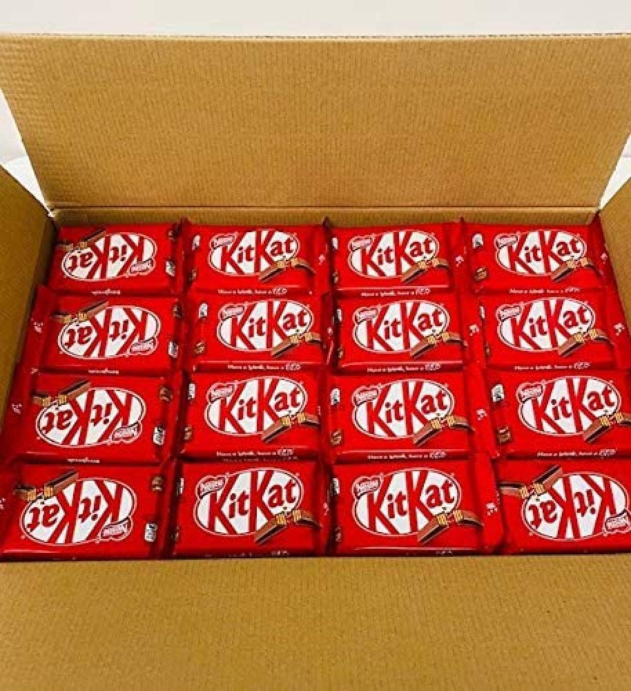 CASE PRICE  Nestle Kitkat 4 Fingers 192 x 41.5g