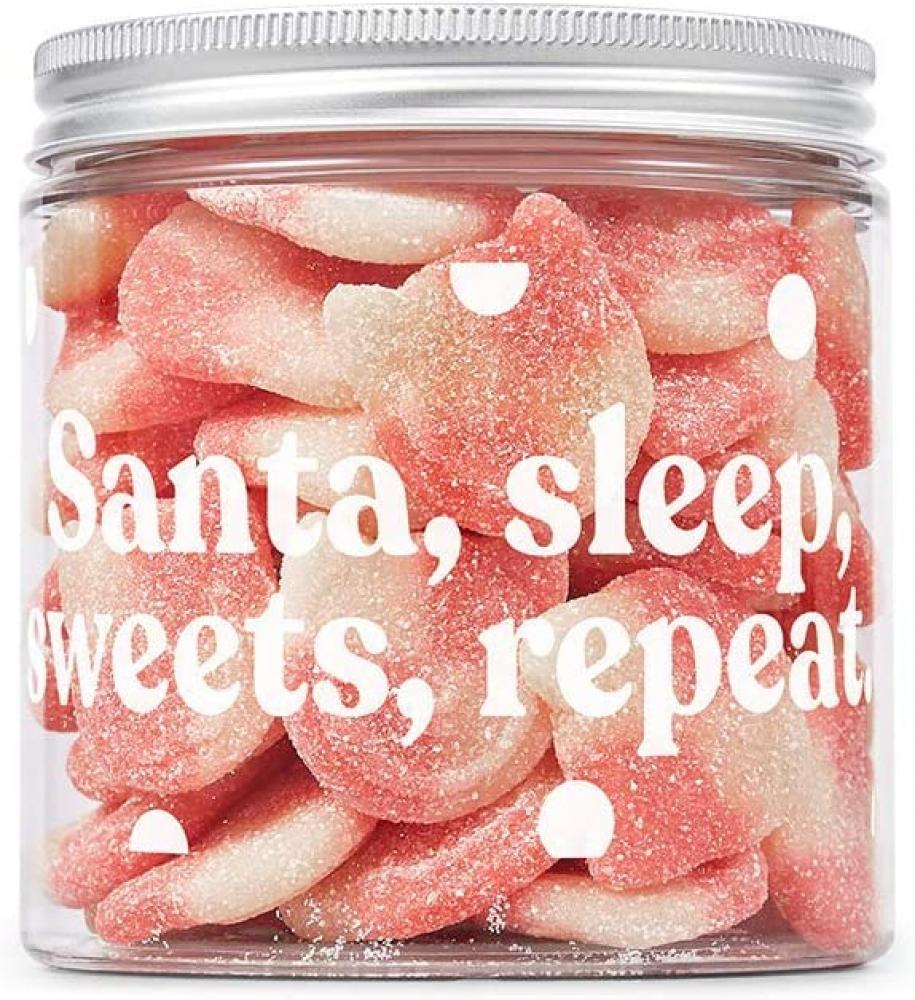 Candy Kittens Tropical Mango Vegan Sweets Christmas Jar 350 g