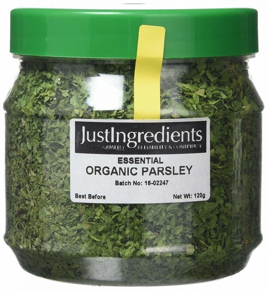 JustIngredients Parsley Tub 120g
