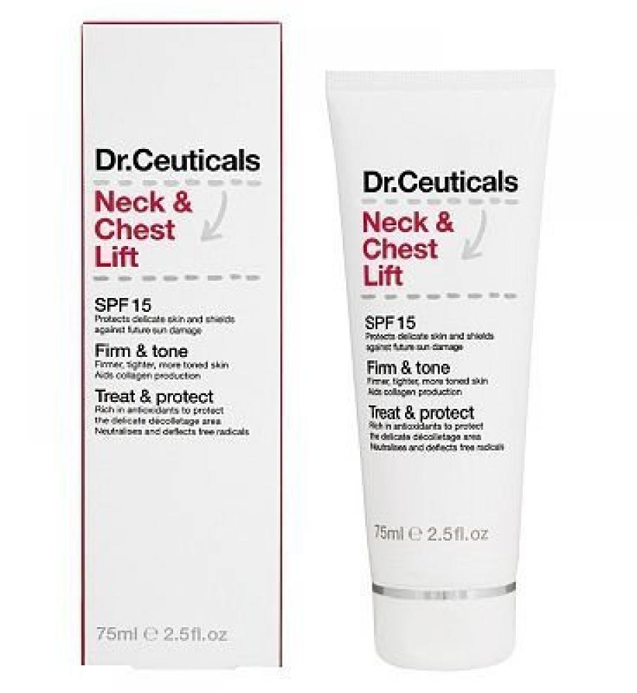 Dr Ceuticals Neck and Chest Lift SPF15 75 ml