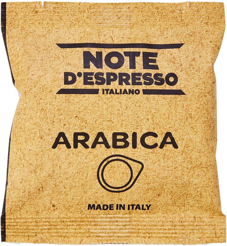Note dEspresso Arabica Coffee Paper Pod 7g