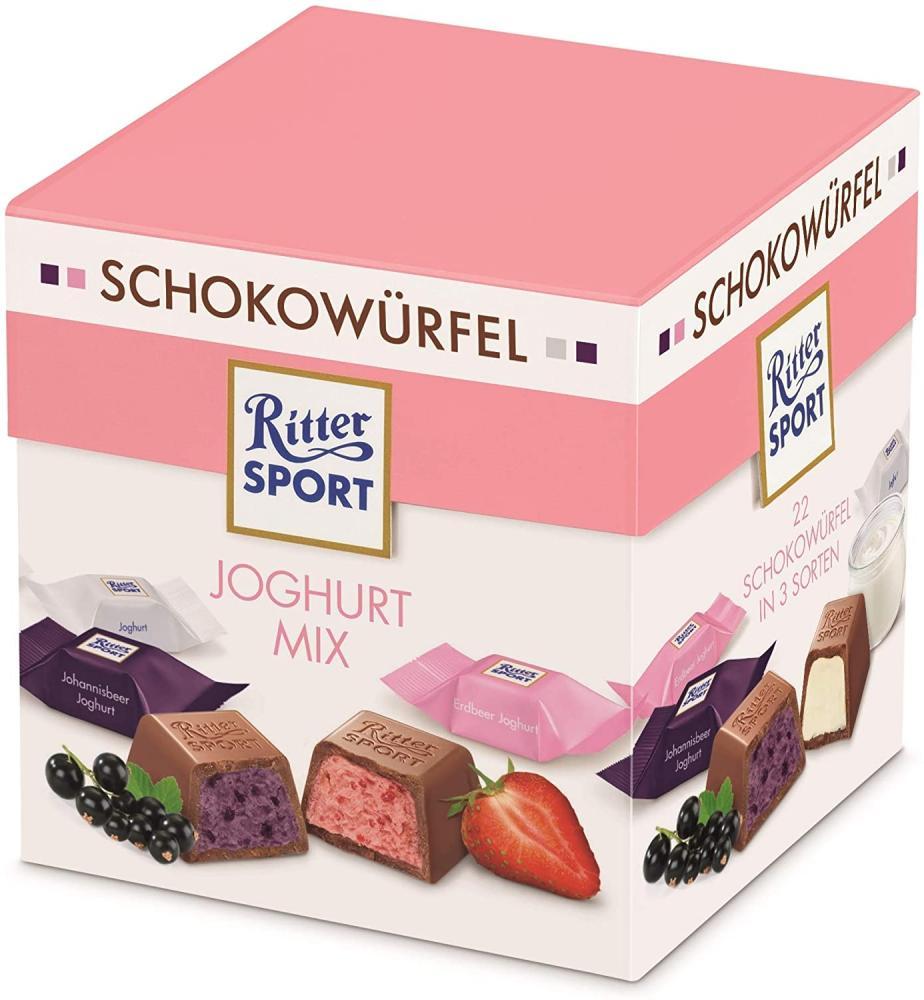Ritter Sport Chocolate Cube Yogurt Mix 176 g