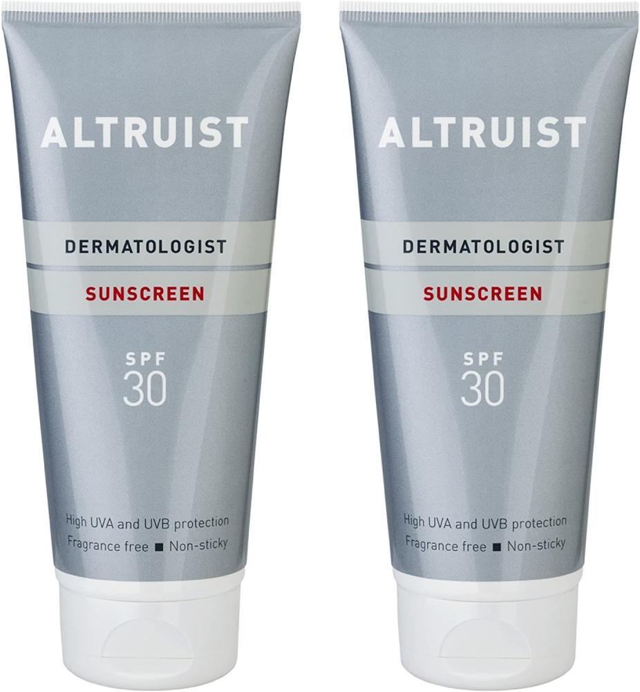 Altruist Dermatologist Sunscreen SPF 30 200 ml