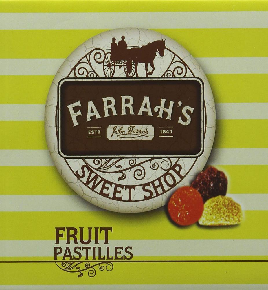Farrahs Fruit Pastilles 125g