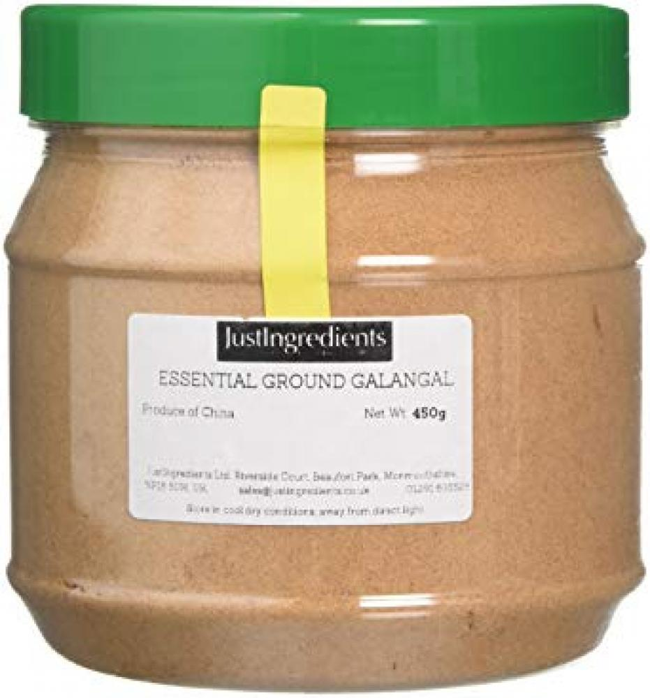 JustIngredients Premier Galangal Ground Tub 450g