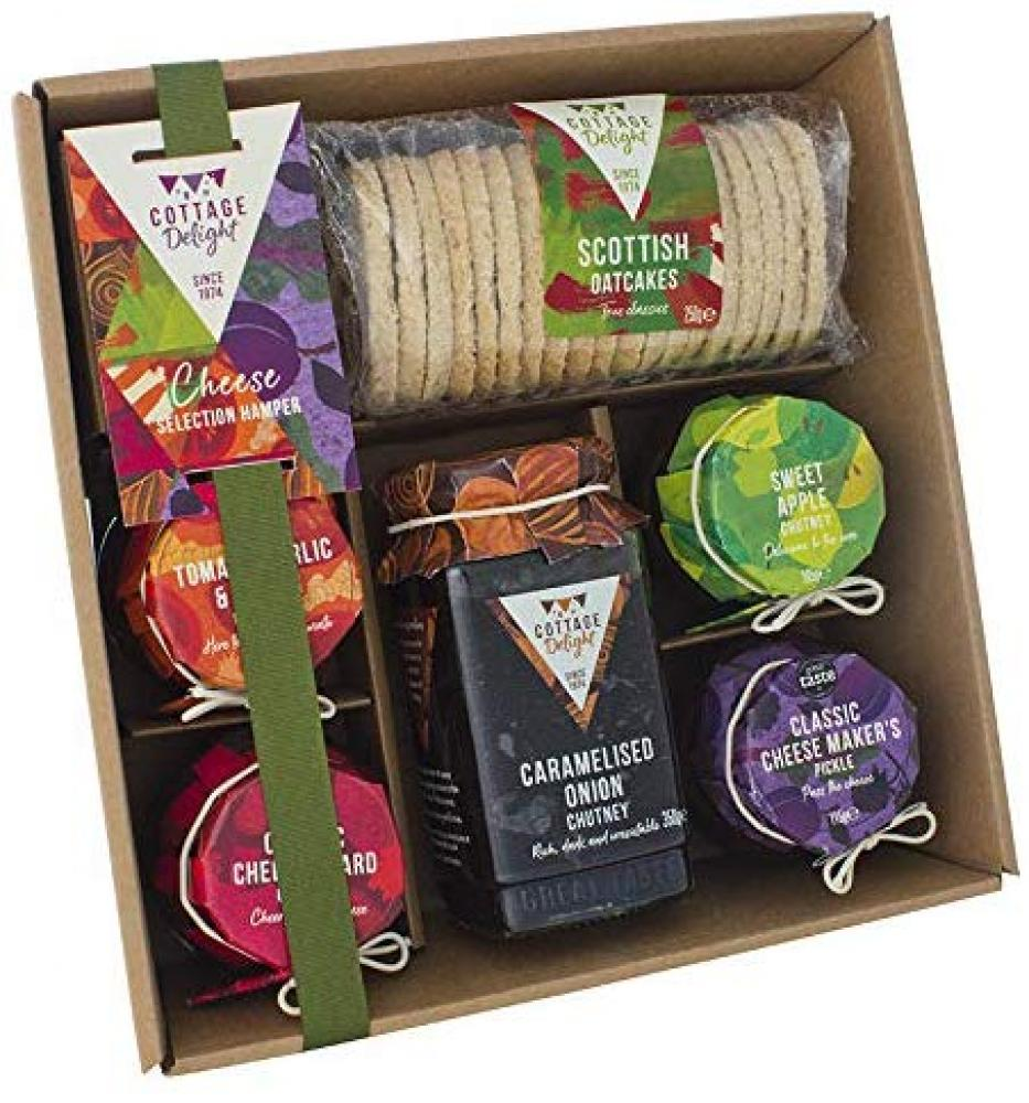 Cottage Delight Cheese Selection Hamper