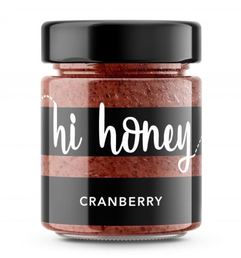 Hi Honey Cranberries 250g