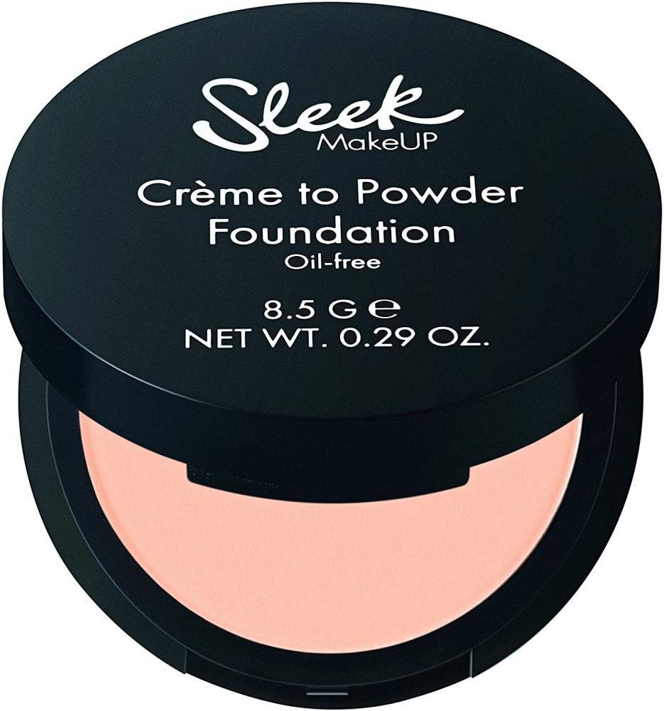 Sleek MakeUP Creme to Powder Foundation 01 (8.5g)
