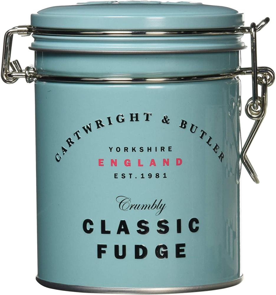 Cartwright and Butler Classic Fudge 175 g
