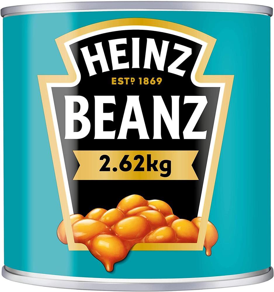 Heinz Beanz 2.62 kg