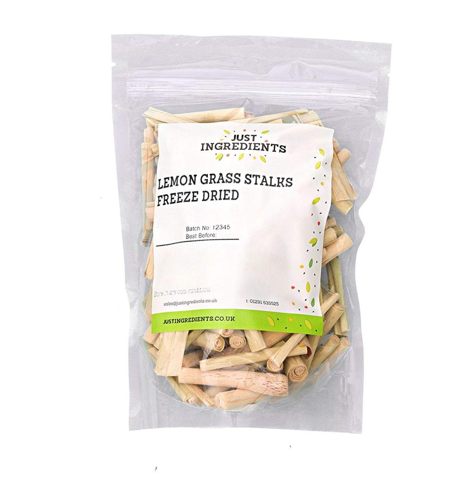 JustIngredients Lemon Grass Stalks 100g