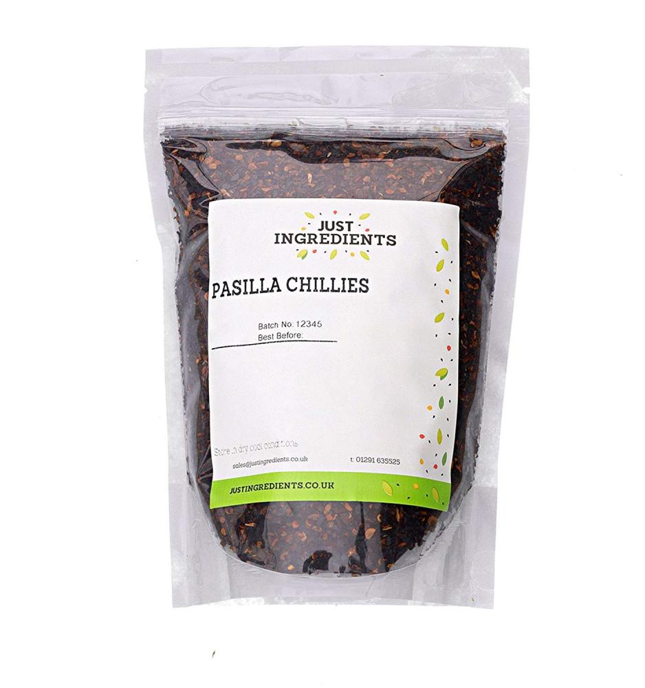JustIngredients Pasilla Chillies 500g