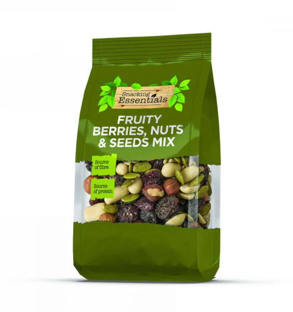 Snacking Essentials Fruity Berries Nuts and Seeds Mix 150g