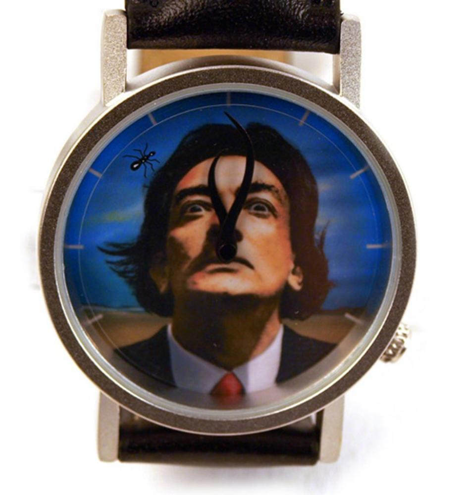 The Unemployed Philosophers Guide The Salvador Dali Watch