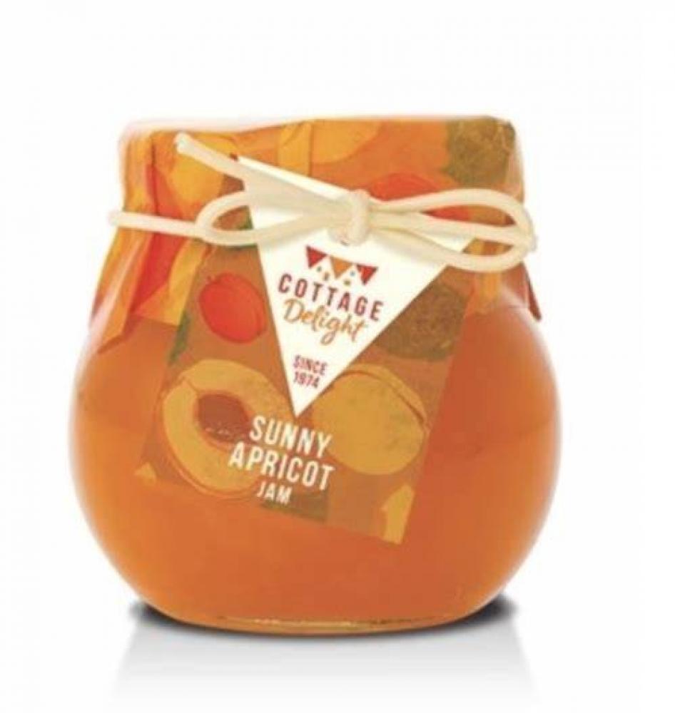 Cottage Delight Sunny Apricot Jam 113g