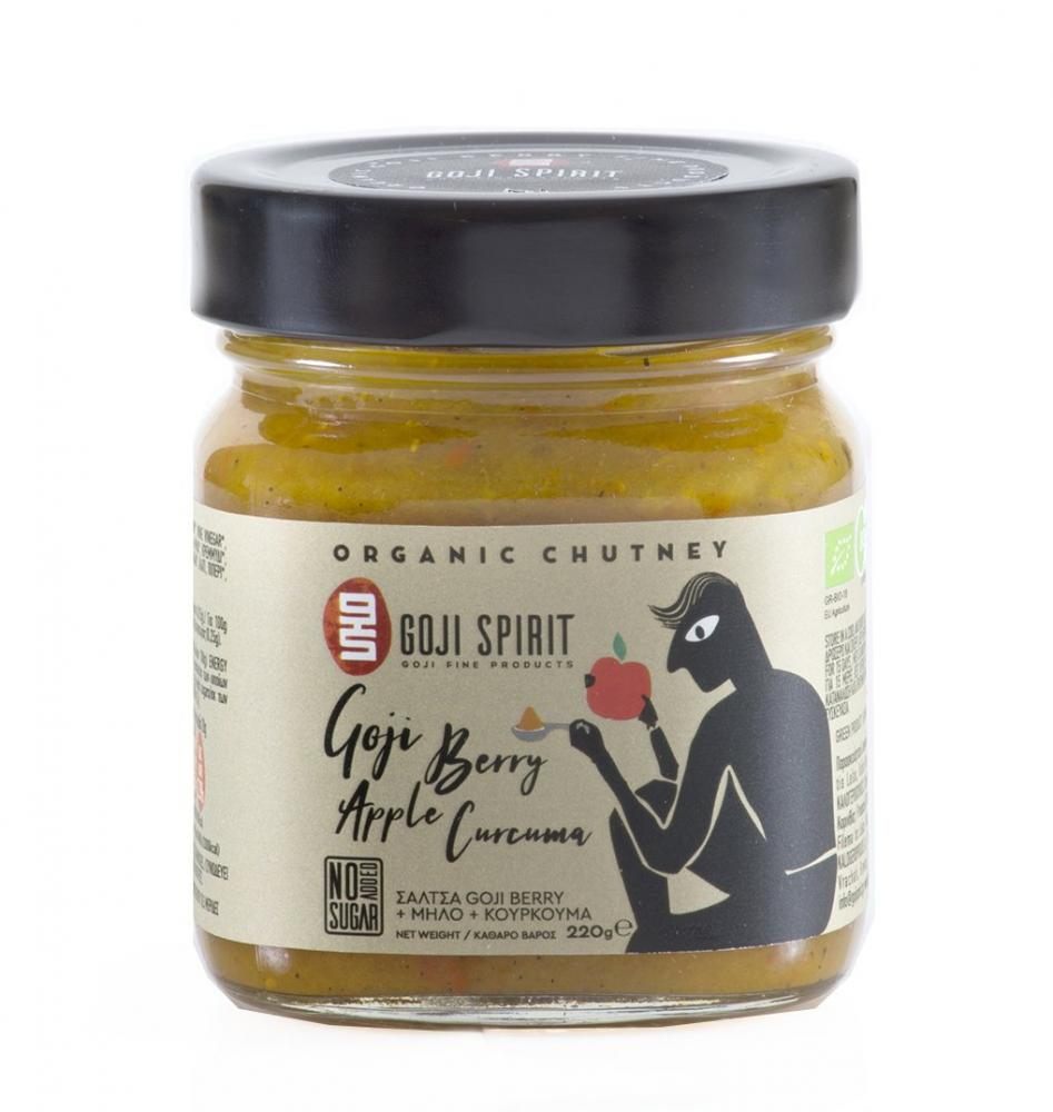 Goji Spirit Goji Berry Apple Curcuma 220g