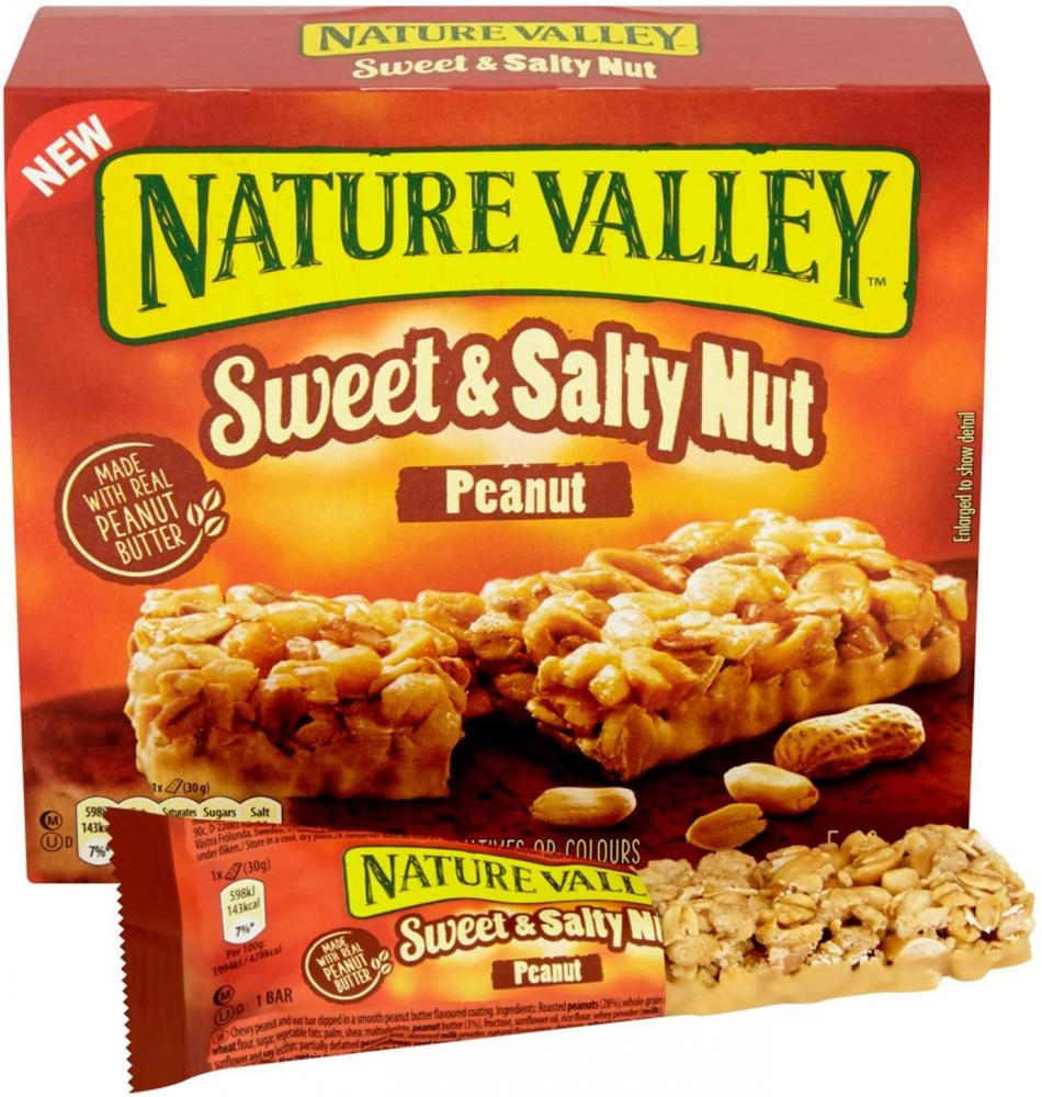 Nature Valley Sweet And Salty Nut 30g