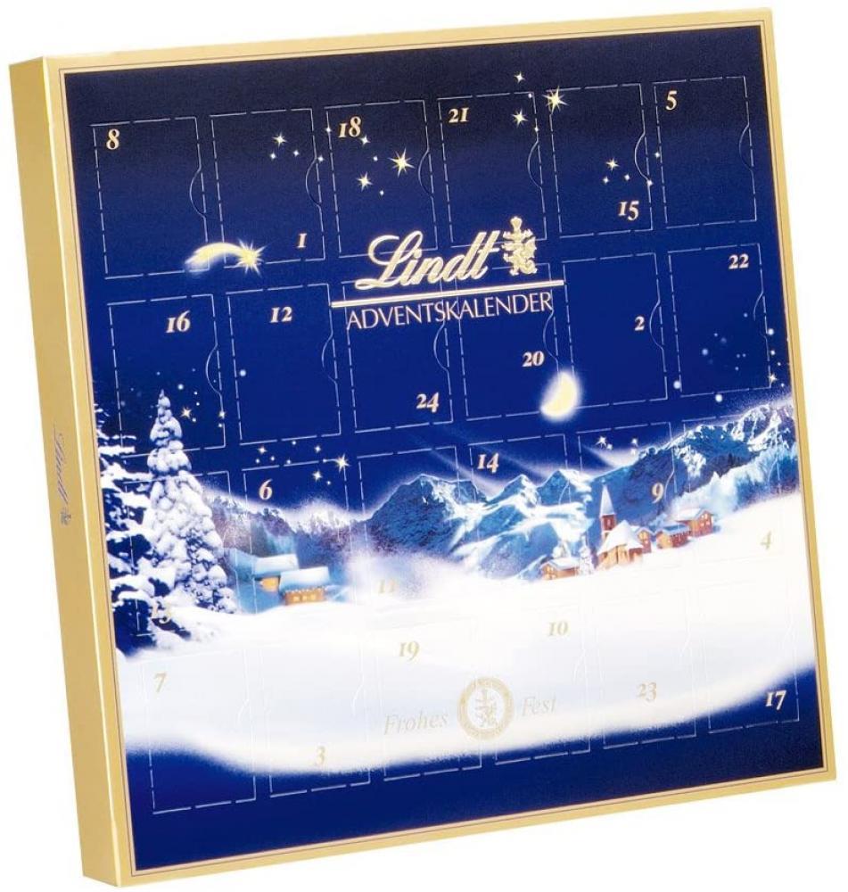 Lindt Mini Table Christmas Magic 115g