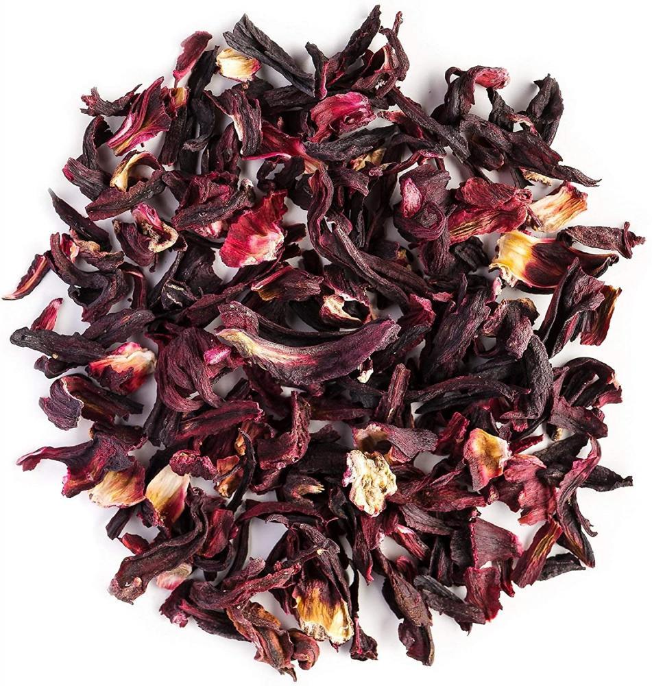 Valey Of Tea Hibiscus Organic Flowers Herbal Tea 100 g