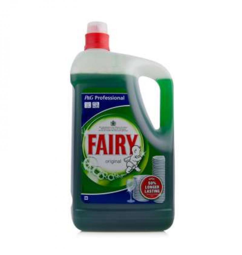 Fairy Washing Up Liquid 5 Litre Approved Food