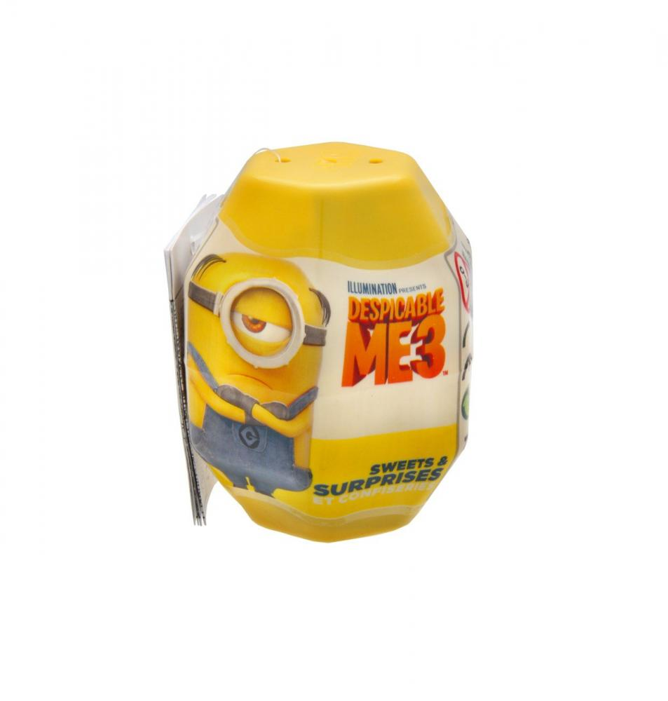 Minions Sweets And Surprises Egg 10g