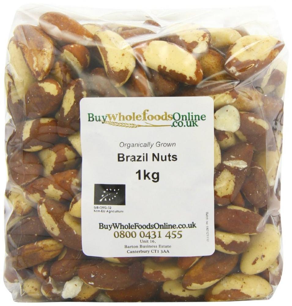 Buy Whole Foods Whole Brazils 2.5kg