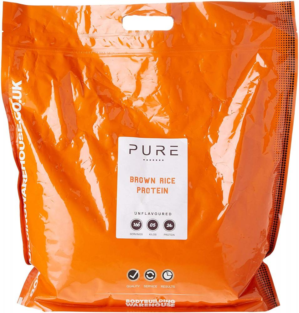 Bodybuilding Warehouse Pure Brown Rice Protein Concentrate 5kg