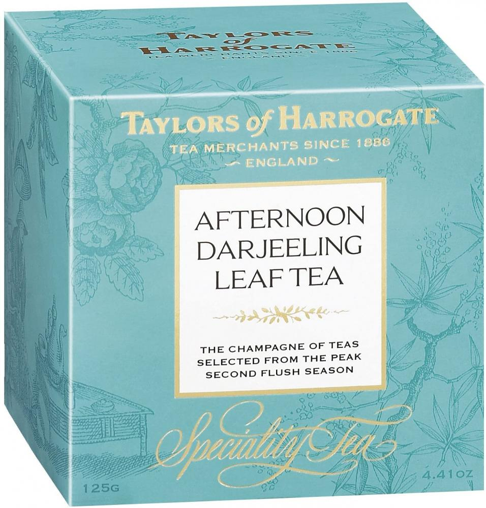 Taylors Of Harrogate Afternoon Darjeeling Leaf Tea 125g