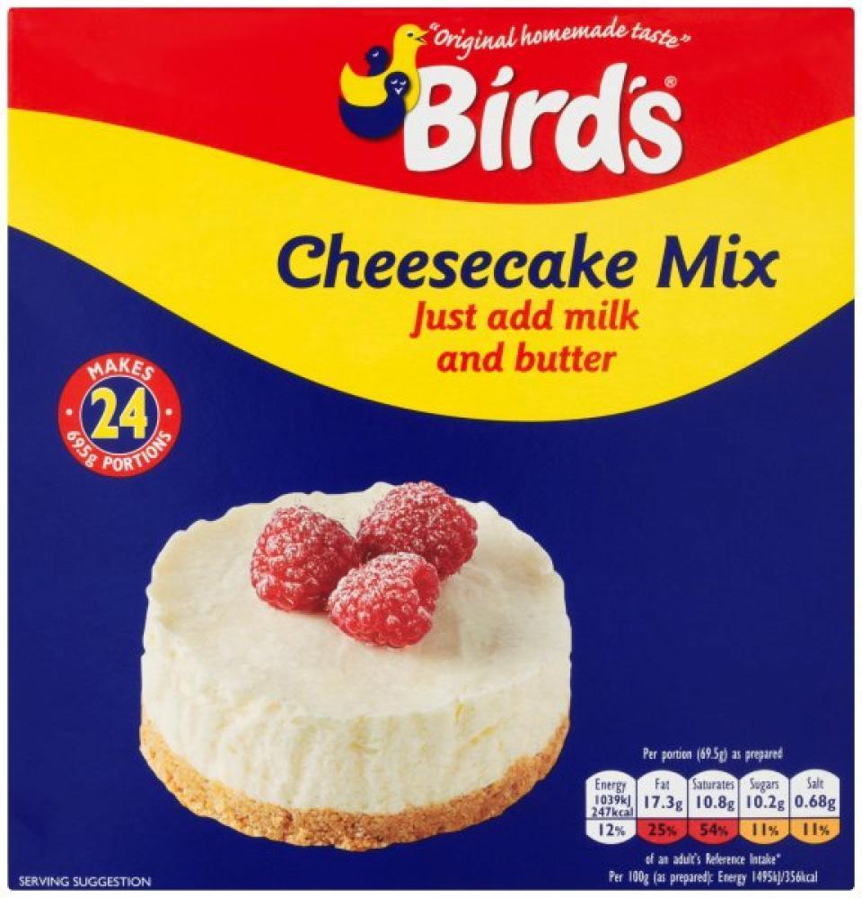 Birds Cheesecake Mix 565g