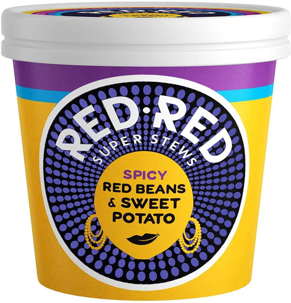 Red Red Spicy Red Beans and Sweet Potato 53g