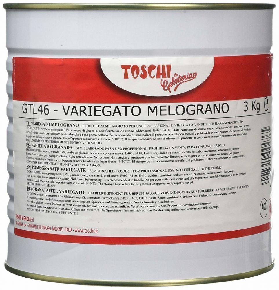 Toschi Pomegranate Variegato 3kg