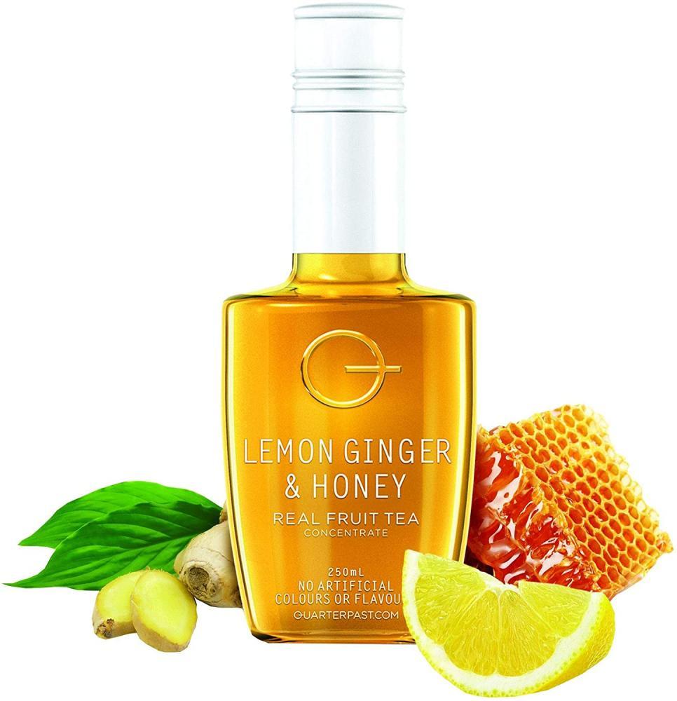 Quarter Past Lemon Ginger and Honey 250ml