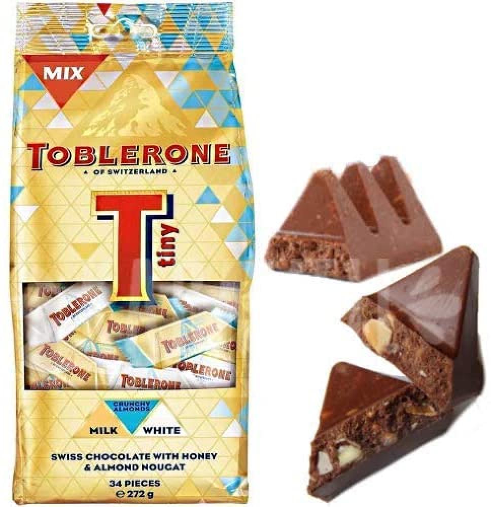 Toblerone Minis Assortment 34 Pieces 272g