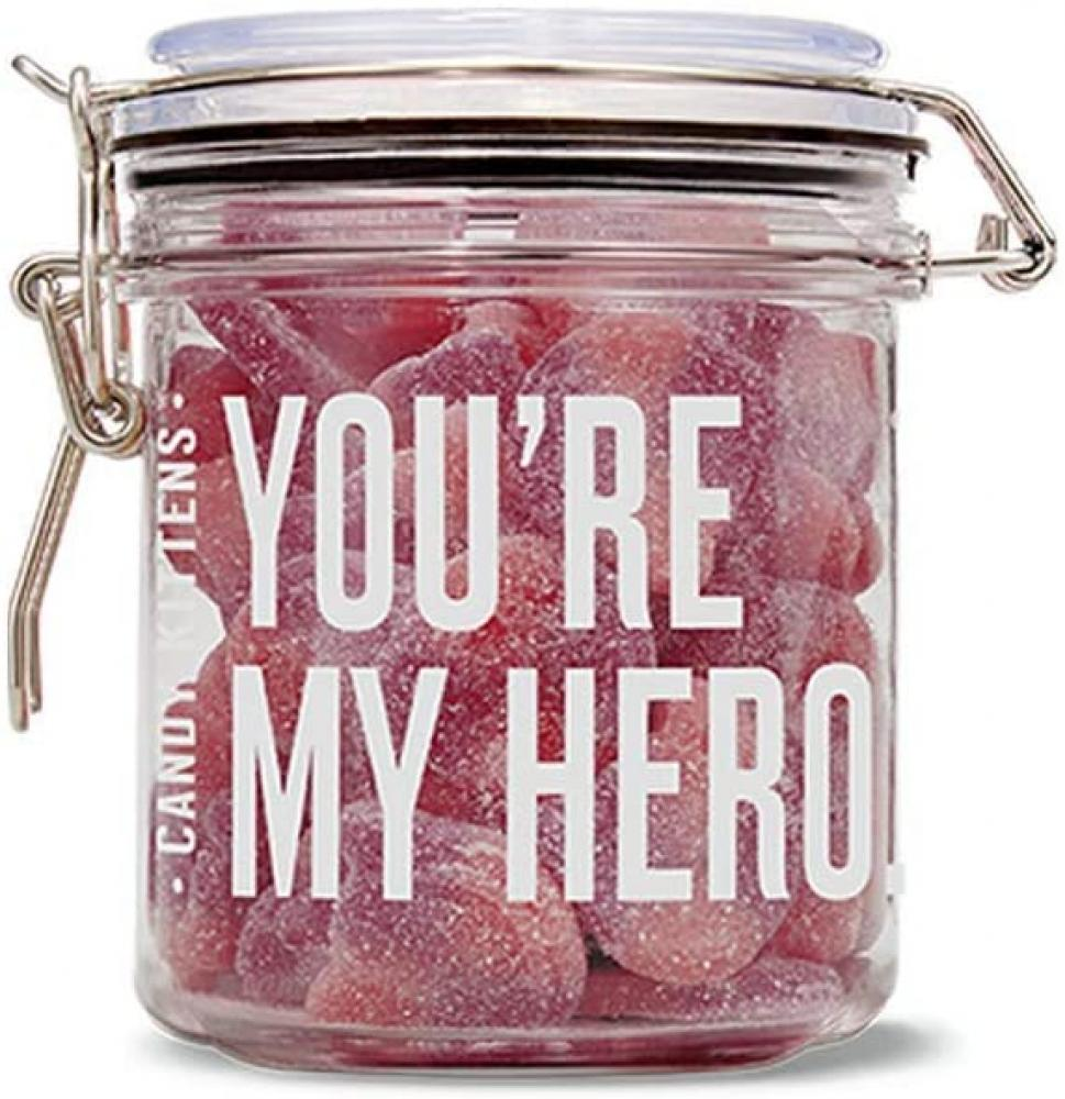 Candy Kittens Blueberry Bliss Vegan Sweets Heroes Jar 350 g