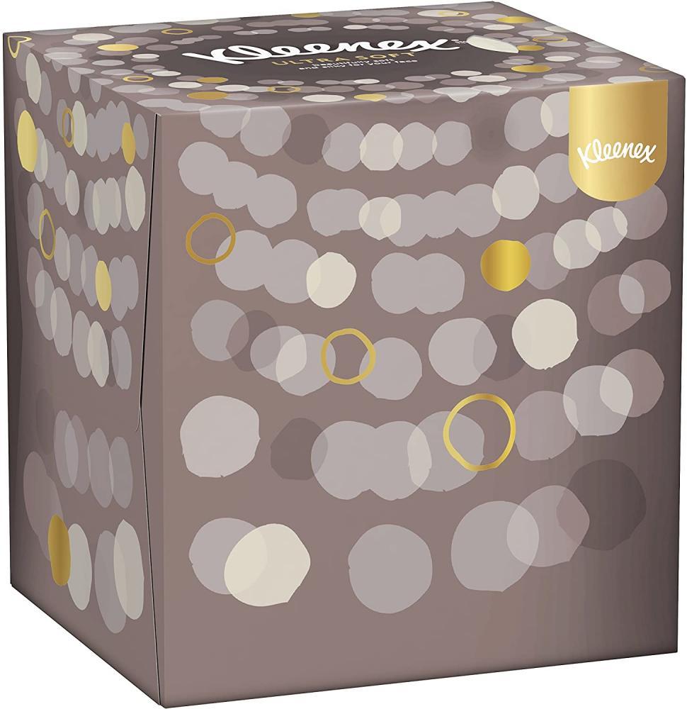 Kleenex Ultra Soft Facial Tissues 56 x 3 ply