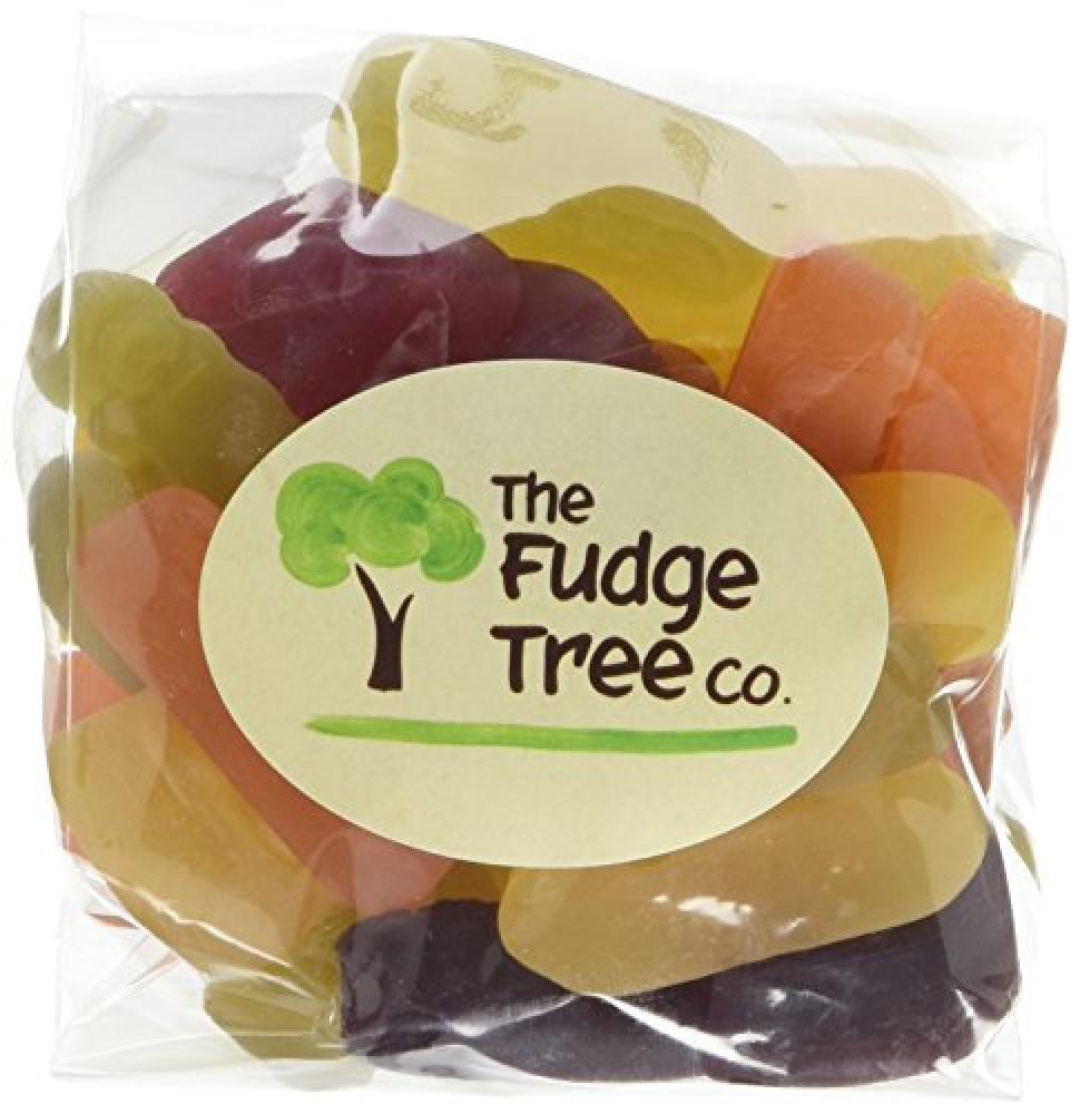 The Fudge Tree Company Wine Gums Bags 180 g