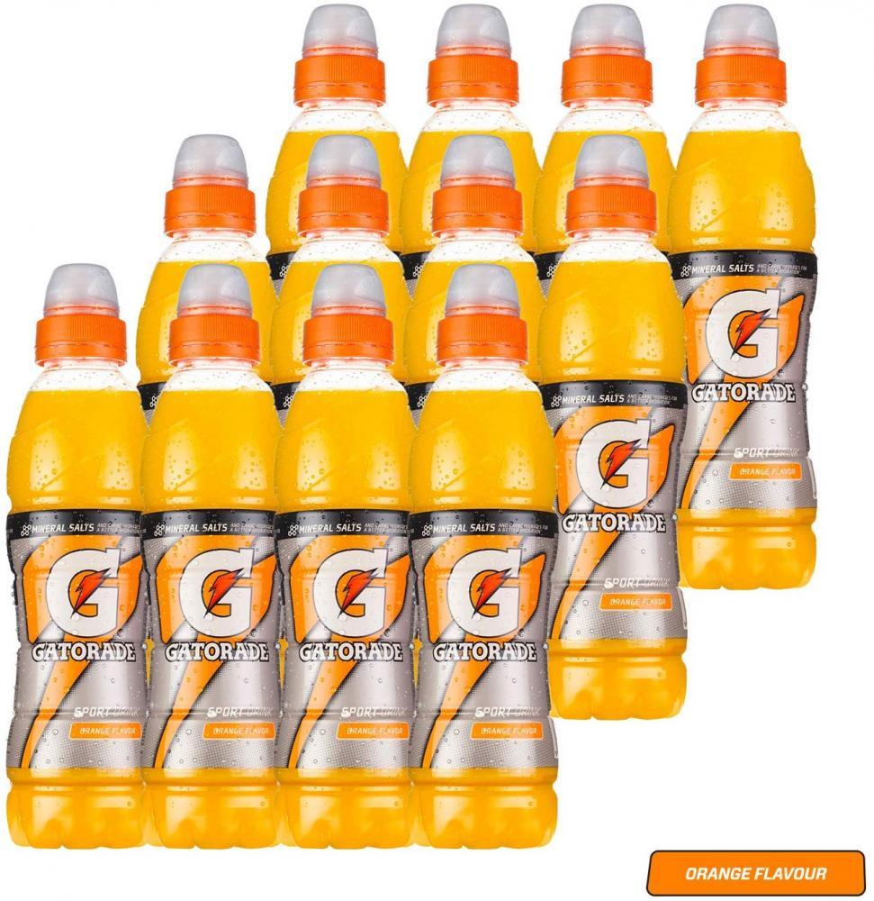 Gatorade Orange Sports Drink 500 ml