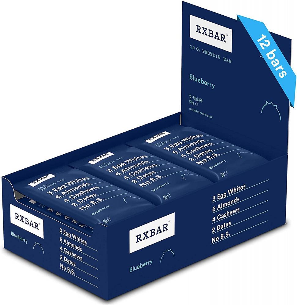 SALE  RXBAR Protein Bar Blueberry Gluten Free 52g