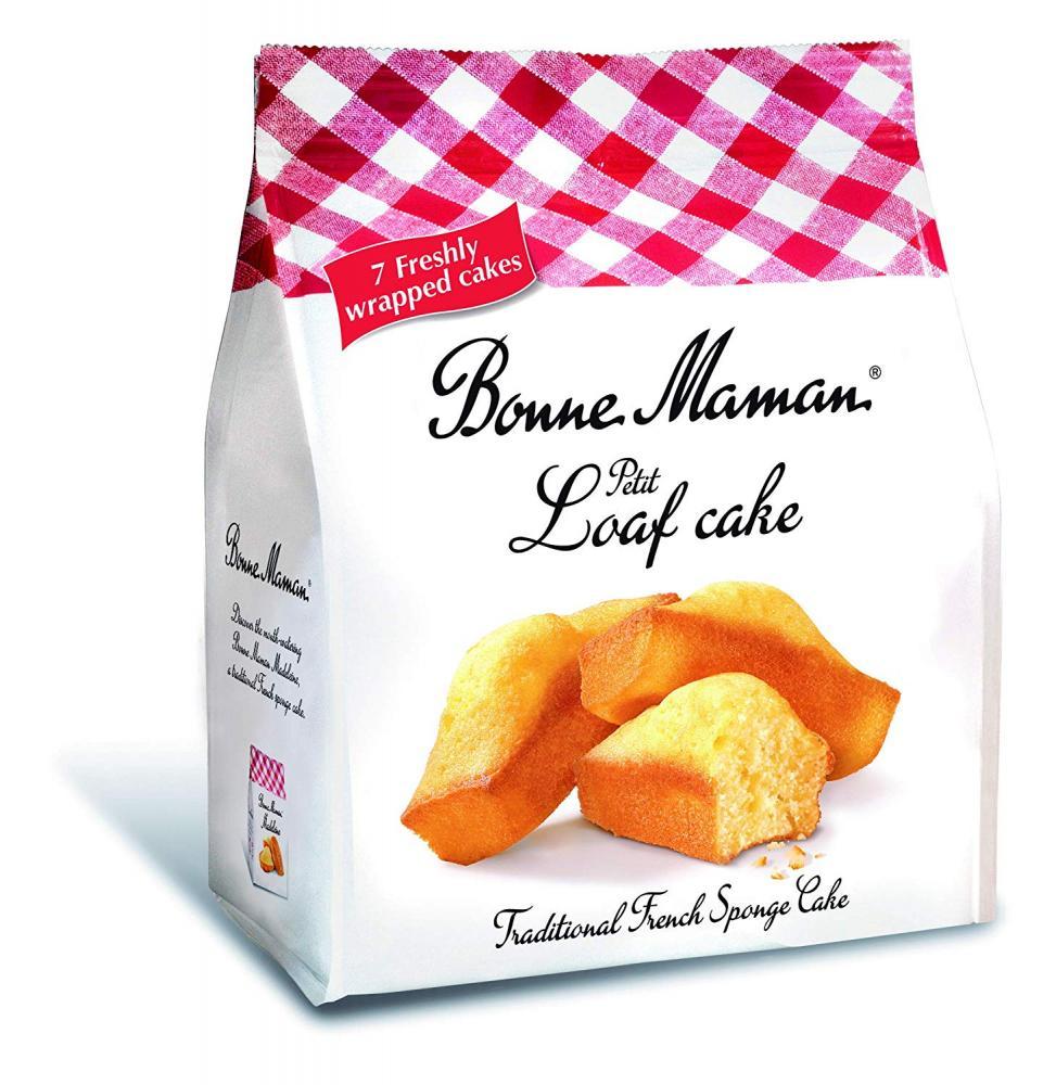 Bonne Maman Mini Loaf Cake 210g