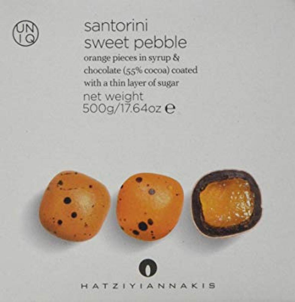 Hatziyiannakis Santorini Sweet Pebbles 500g