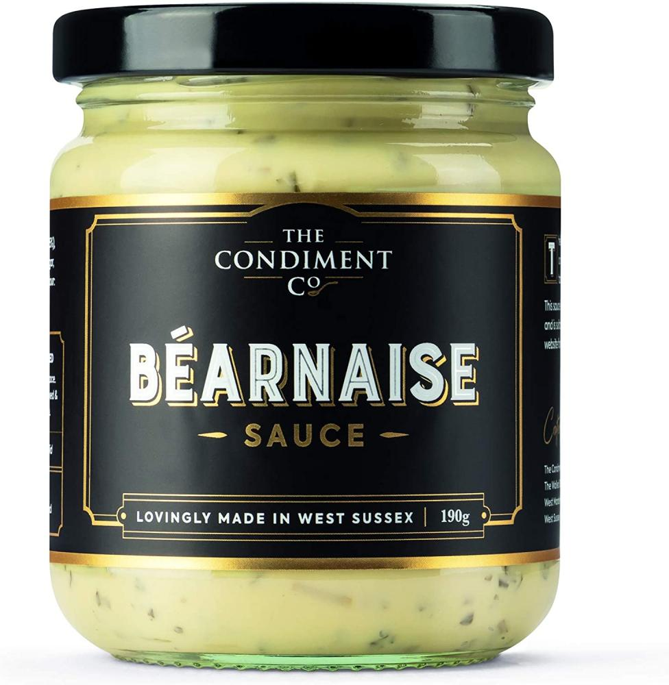The Condiment Company Bearnaise Sauce 190 g