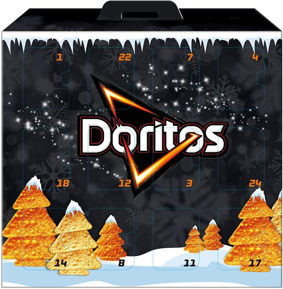 Doritos Advent Calendar 25x40g