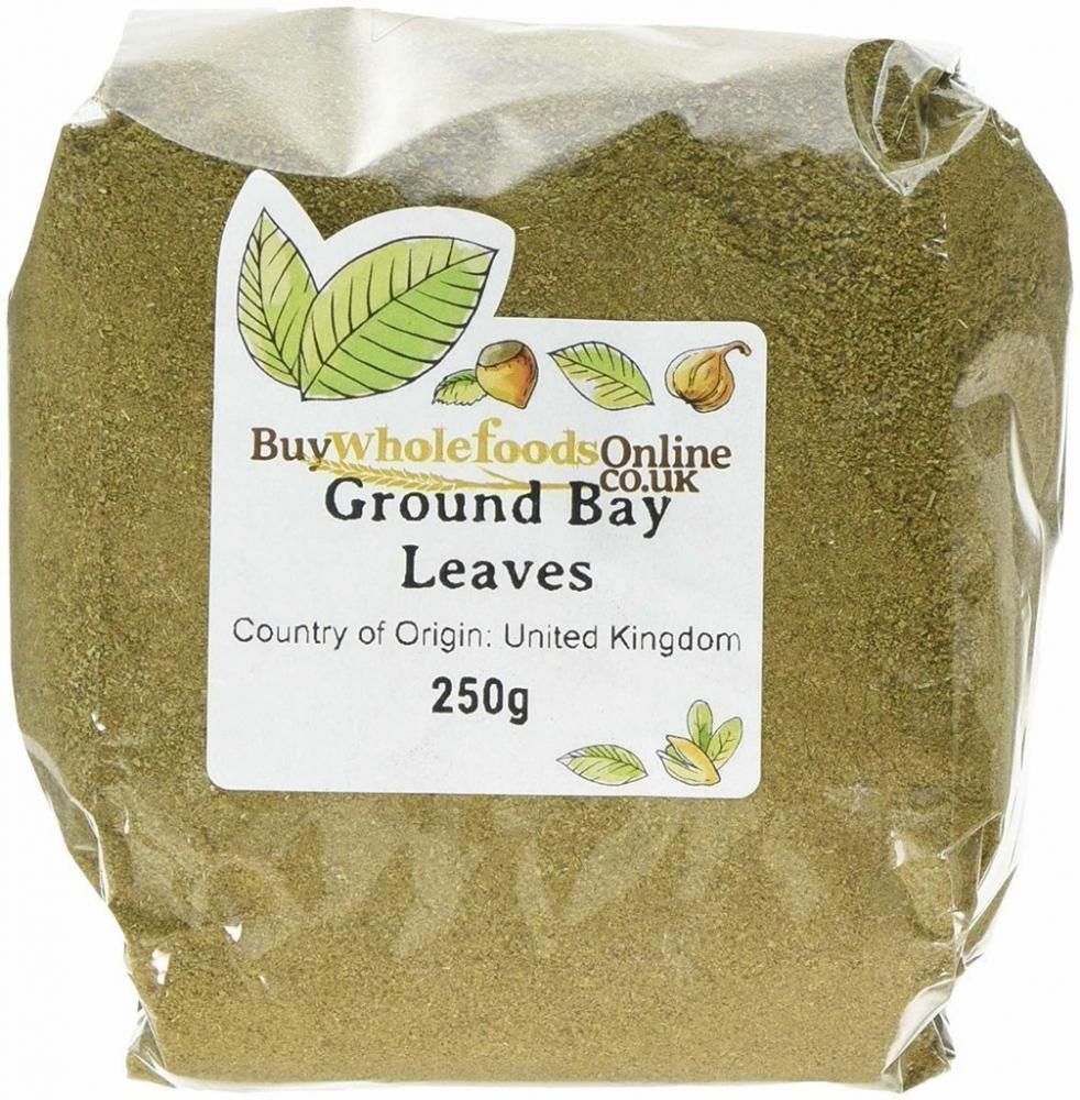 Buy Whole Foods Ground Bay Leaves 250g